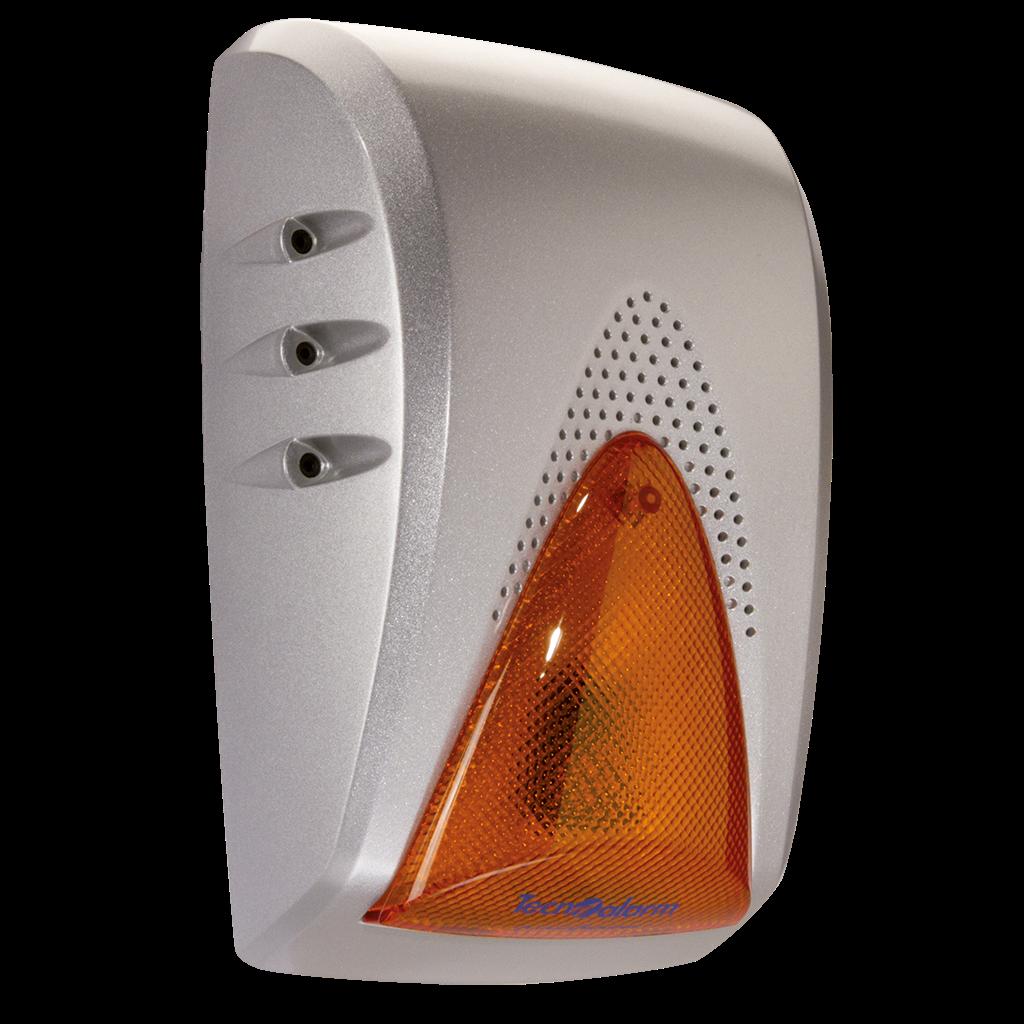Picture of SAEL 2010PRO LED SELF-POWERED, TAMPER PROTECTED SIREN - FLASHING LED LIGHT - IMQ Technoalarm