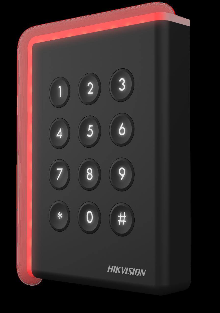 Εικόνα της DS-K1108AMK Card Reader With Keyboard Mifare Hikvision