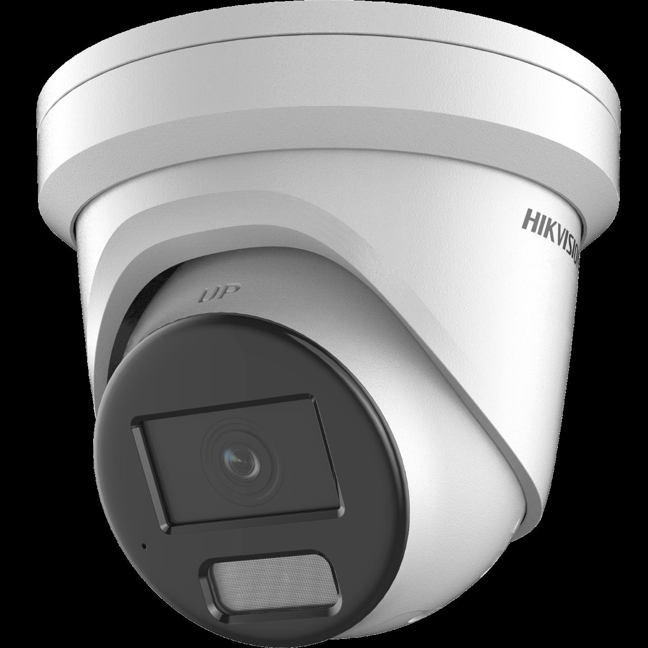 Εικόνα της DS-2CD2327G2-L  2MP AcuSense Powered-by-DarkFighter Fixed Turret IP 2.8mm Camera Hikvision