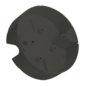 Picture of STD-200-B  Euro Βάση Σύνδεσης Πυρανιχνευτών Μαύρη Detnov