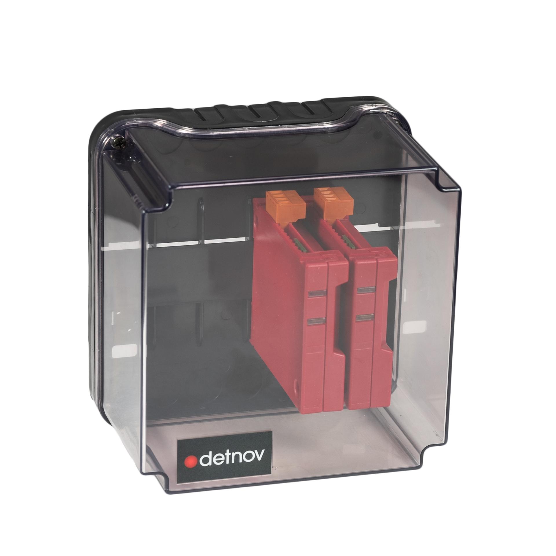 Picture of BOX-SIX  Διάφανο Κουτί Για Εγκατάσταση Modules Σειράς Mad-400 Detnov