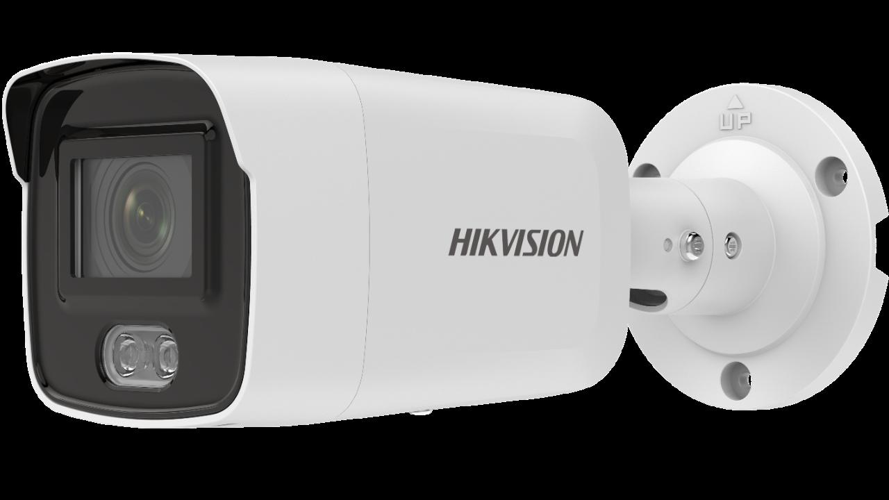 Εικόνα της DS-2CD2047G2-L(C)  4MP ColorVu Fixed Bullet IP 2.8mm Camera Hikvision