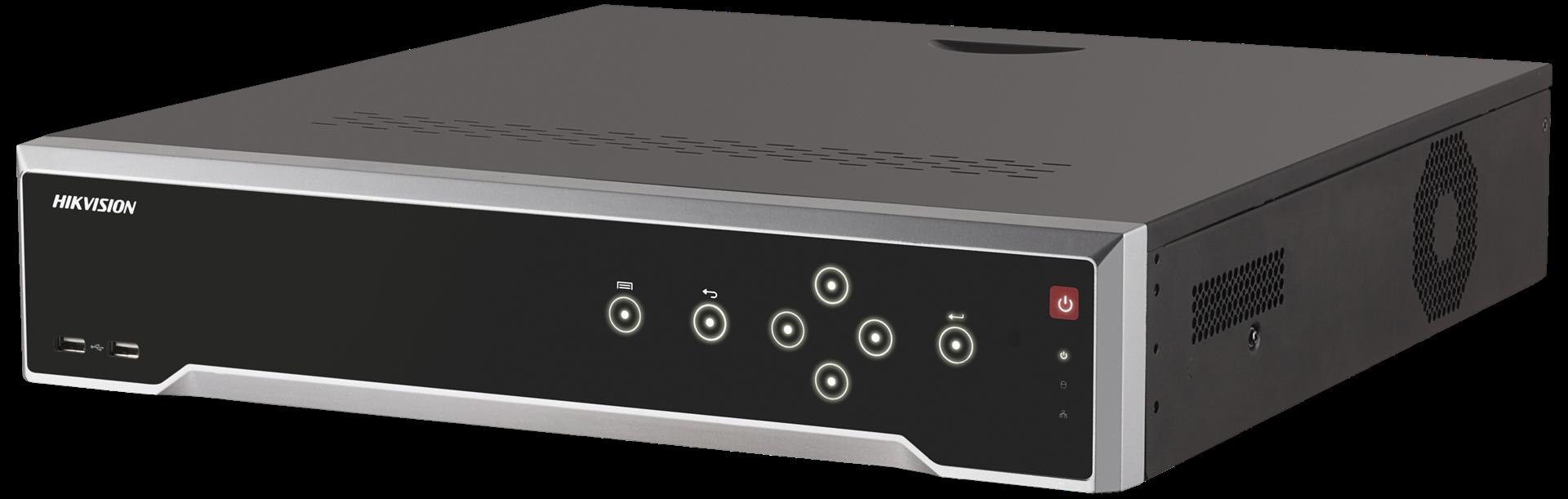 Εικόνα της DS-7716NI-I4/16P 16CH POE NVR High End Series Hikvision