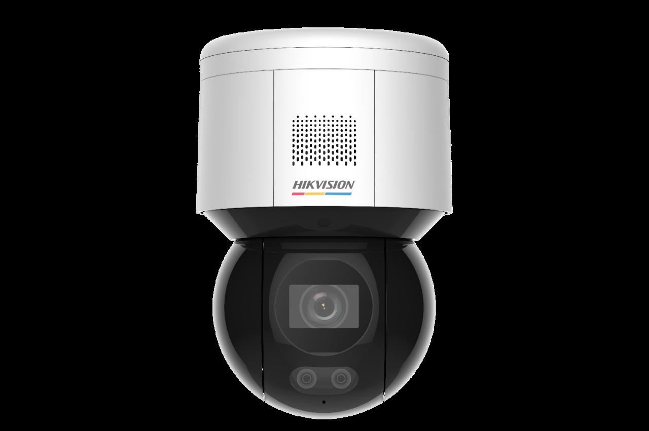 Picture of DS-2DE3A400BW-DE(F1)(S5)  4MP ColorVu IP PTZ 4mm Camera Hikvision