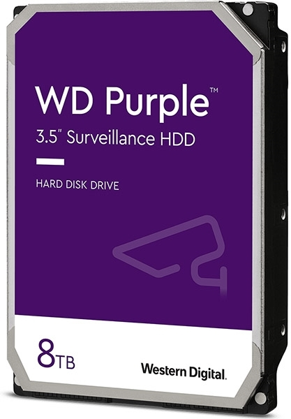 "Picture of WD84PURZ  HDD Purple 8TB 3.5"" Western Digital"