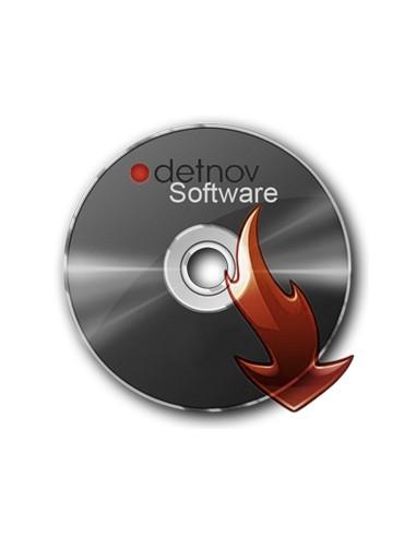 Εικόνα της SGD-151-1  Πρόγραμμα γραφική απεικόνισης κατόψεων πυρανίχνευσης για τους πίνακες της σειράς CAD-150 Detov